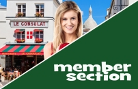 Member section Paris Paris