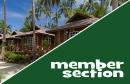 Member section resort